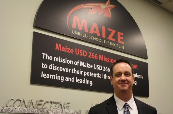 Dr. Chad Higgins, Maize USD 266 Superintendent of Schools
