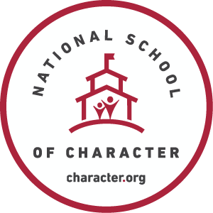 National School of Character logo