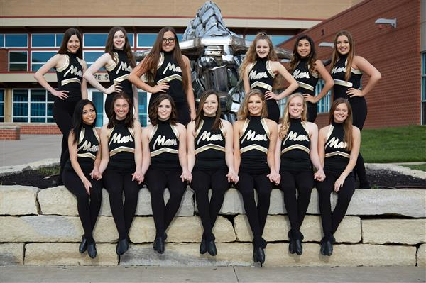 MSHS Dance Team Picture