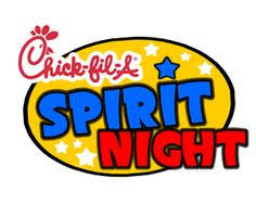 PTO Chick-fil-A Spirit Night (2/28)