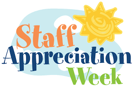 PTO Staff Appreciation Week and Food Day