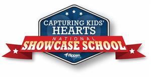 Capturing Kids' Hearts National Showcase School logo