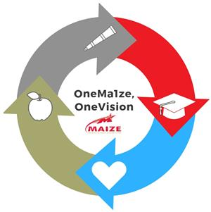 OneMa1ze, OneVision strategic plan logo